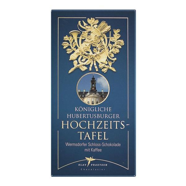 Schloss-Schokolade Königliche Hubertusburger Hochzeitstafel