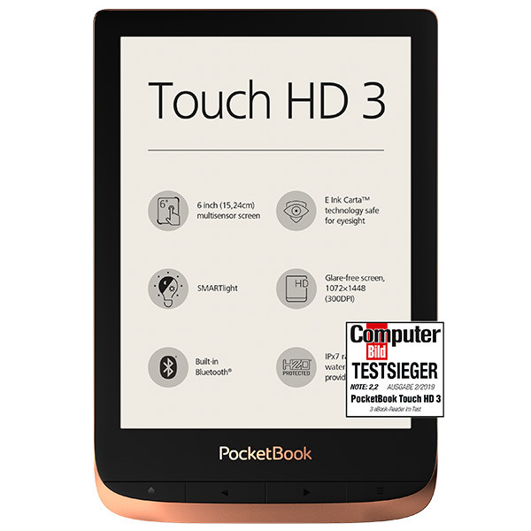 PocketBook Touch HD 3 spicy copper (1)