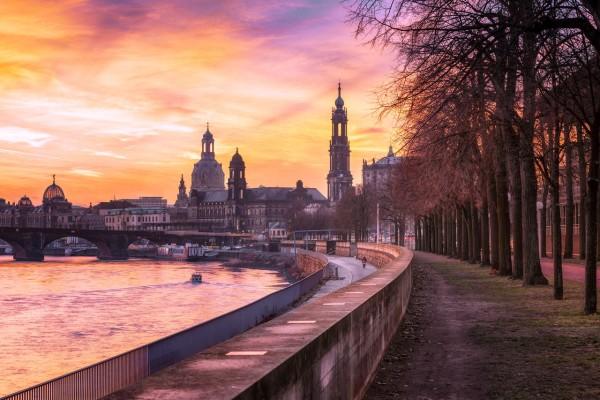 Wandbild Dresden (Motiv 00657)