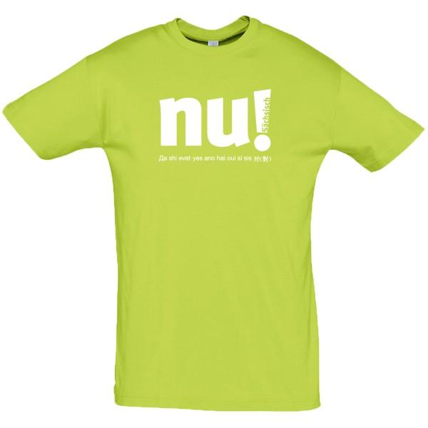 T-Shirt Nu!