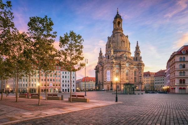 Wandbild Dresden (Motiv 00752)