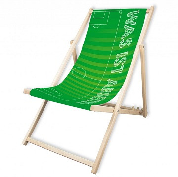 Holzliegestuhl - Was ist Abseits?